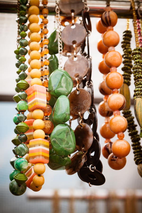 Download Jewellery at market stock image. Image of ornament, bazaar - 31270727