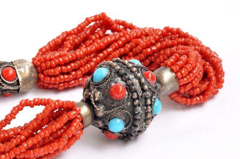 Download Jewelries Θιβετιανός στοκ εικόνα. εικόνα από πορτοκάλι - 13182623