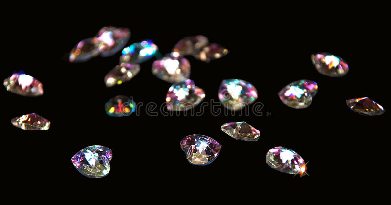 Jewelries royalty free stock photo