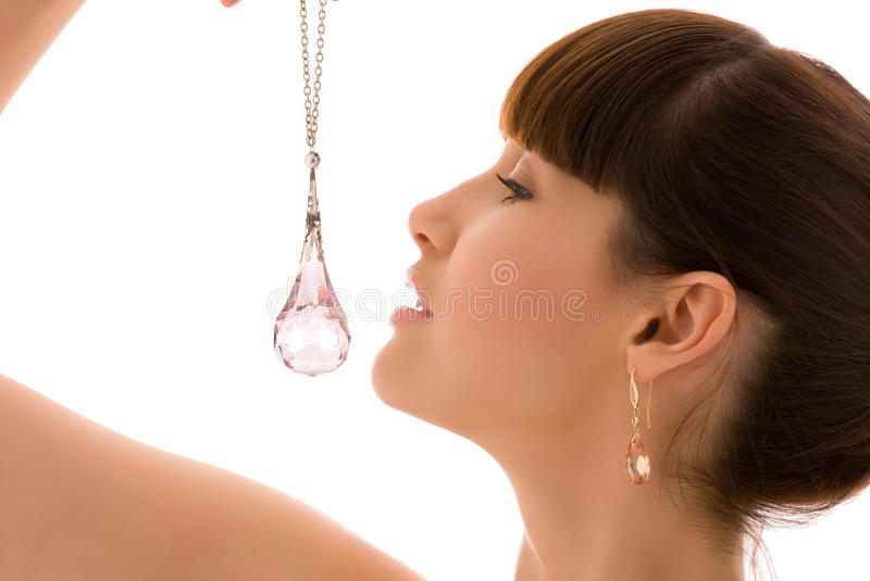 Download Jewelry stock image. Image of graceful, earring, looking - 10269523