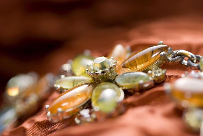 Download Jewelry. stock photo. Image of brown, style, indoors - 13345750