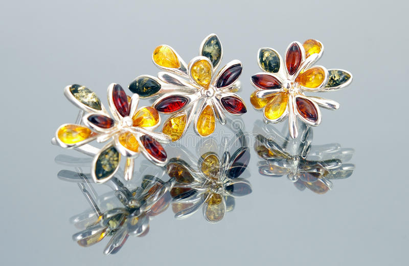 Download Jewelry  Amber Stock Photography - Image: 14032522
