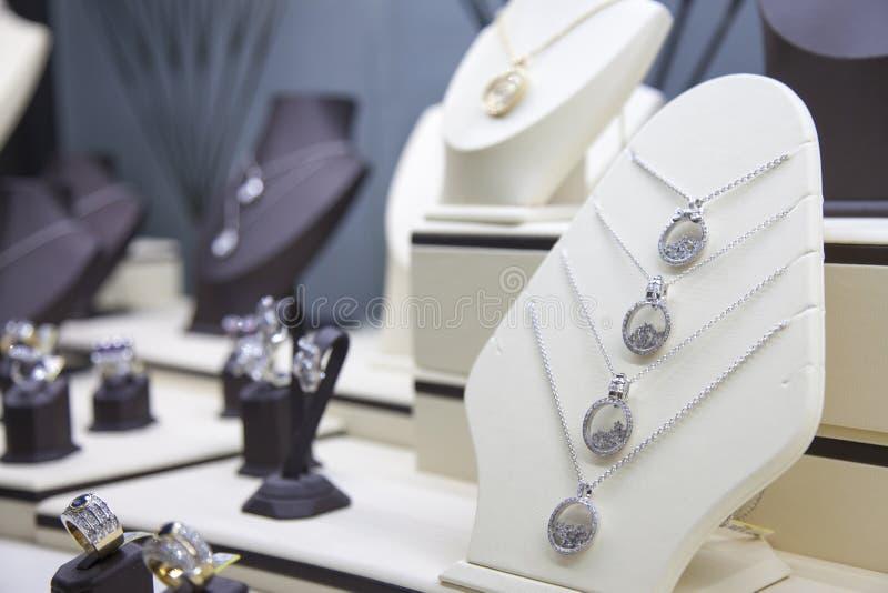Download Jewelry arrangement stock image. Image of metal, store - 27052941