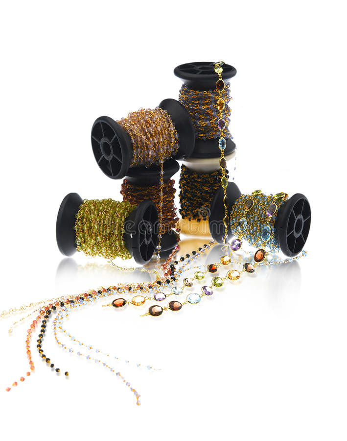 Download Jewelry Beads Stock Photos - Image: 24683293