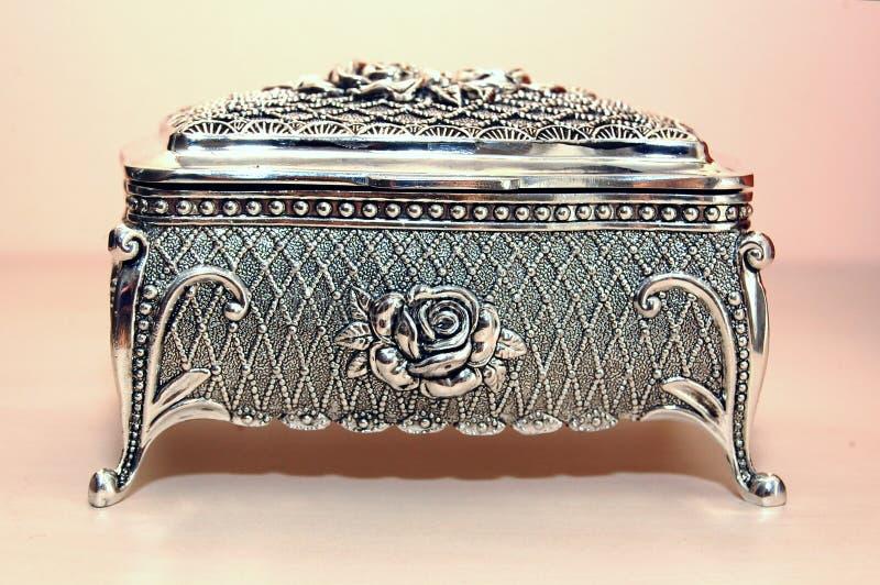 Jewelry box stock photography