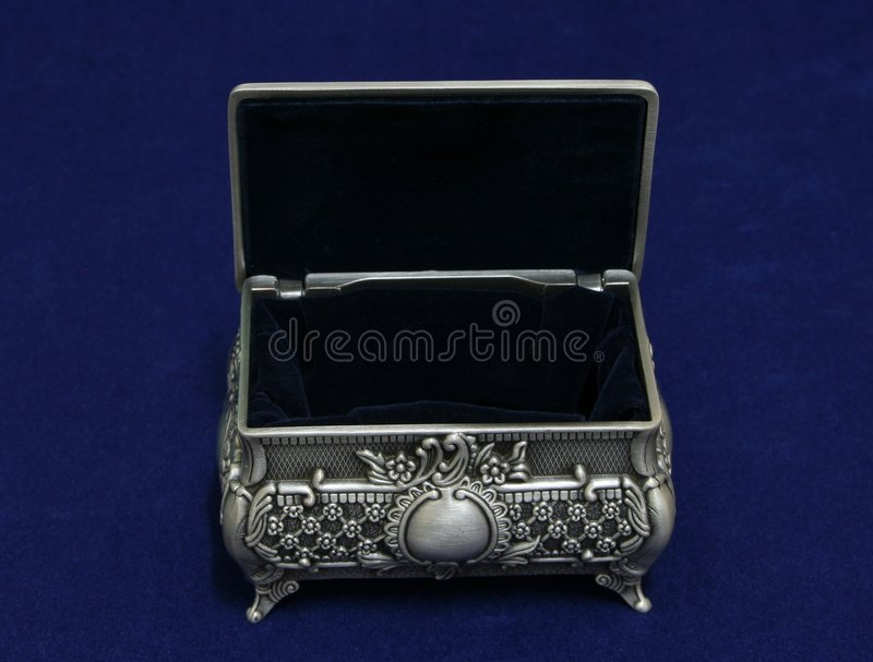 Download Jewelry Box Royalty Free Stock Photography - Image: 520917