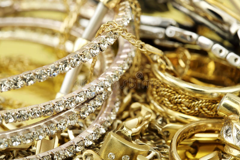 Jewelry royalty free stock photo