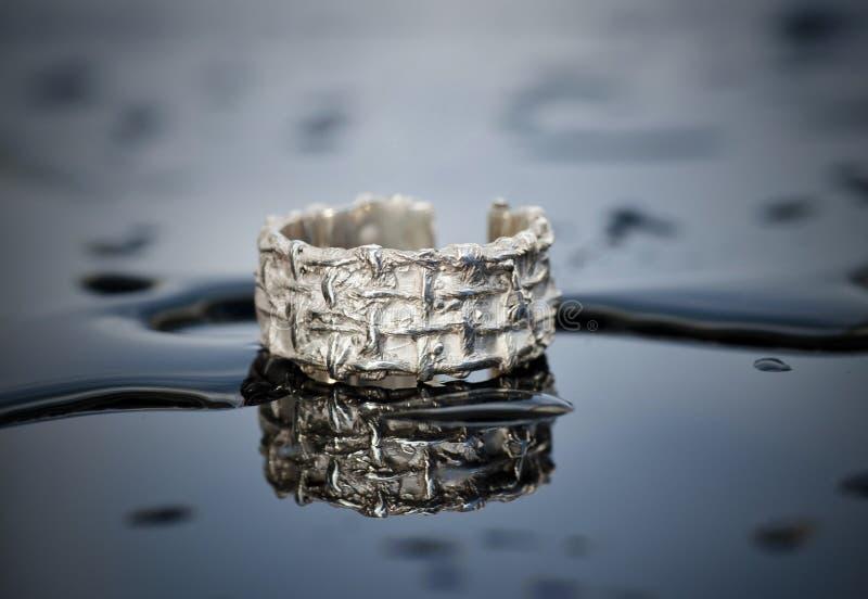 Jewelry photography. stock photos