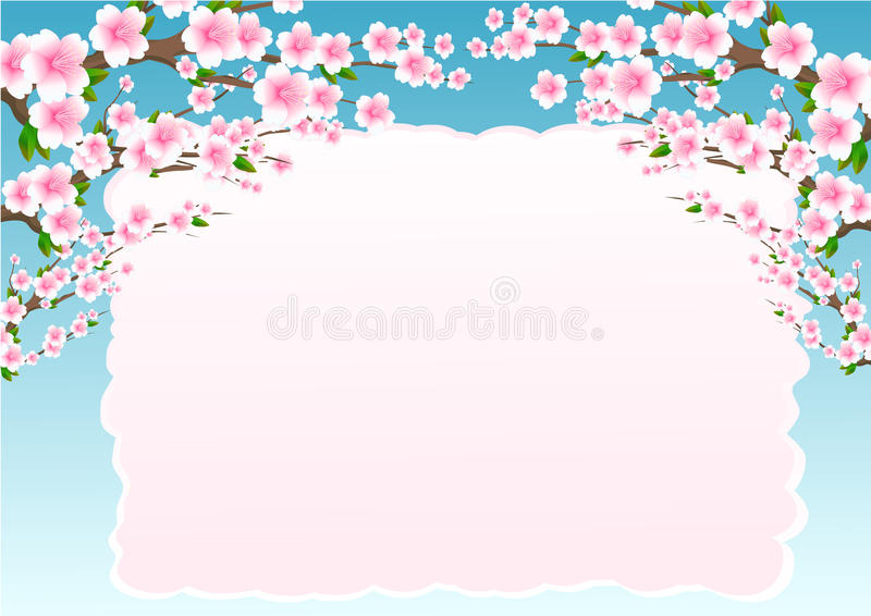 Download Jewish Celebrate Pesach Passover Spring Border Flo Stock Vector - Image: 23845529