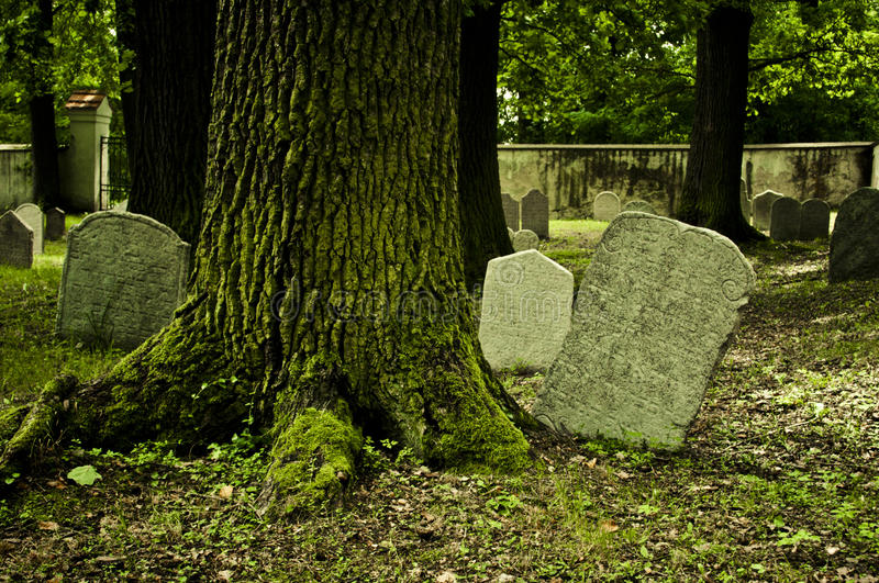 Download Jewish cemetery stock image. Image of history, graveyard - 26347321