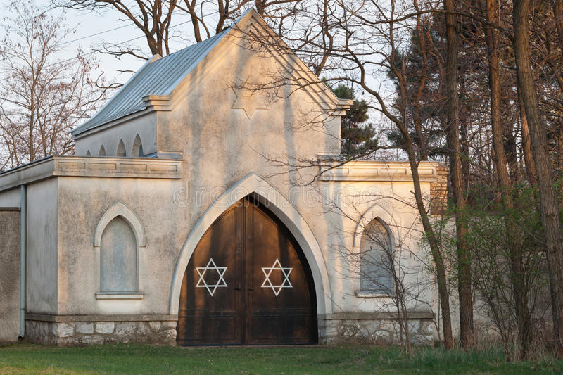 Download Jewish Cemetery With Stars Of David Stock Photo - Image: 24359504