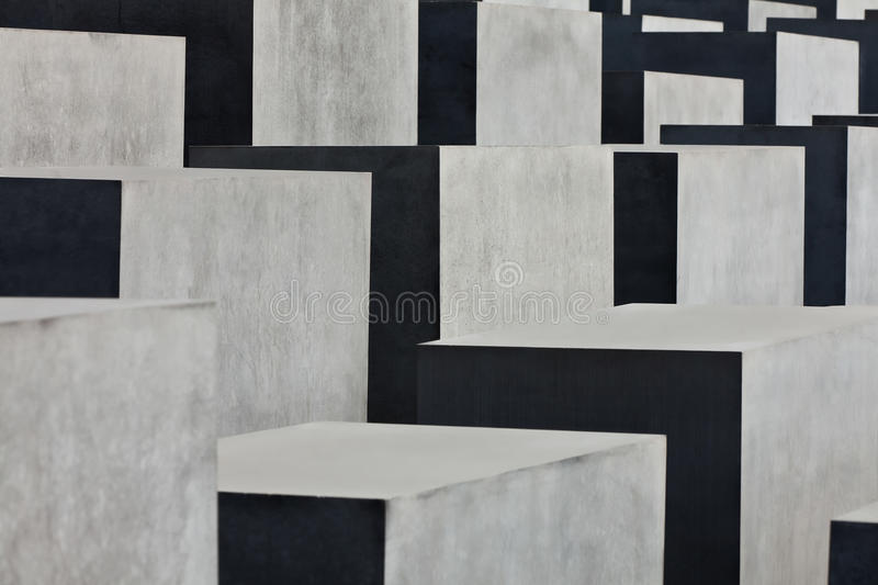 Jewish Holocaust Memorial, berlin germany royalty free stock images