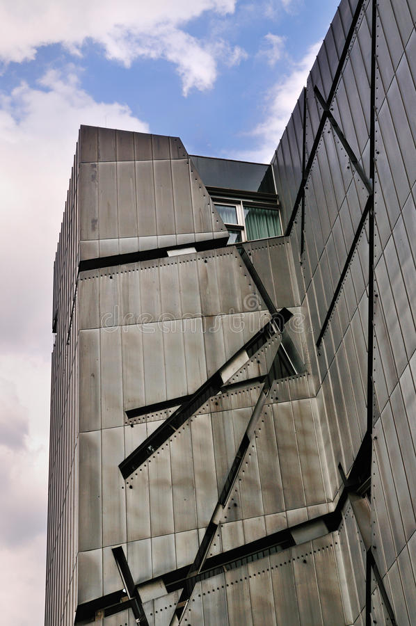Download Jewish Museum, Berlin editorial photo. Image of metal - 20936571
