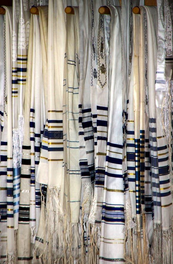 Free Jewish Prayer Shawls Or Tallit Royalty Free Stock Images - 10751019