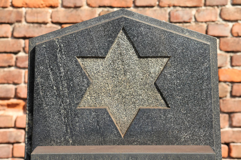Download Jewish star stock image. Image of grave, abstract, hebrew - 17308215