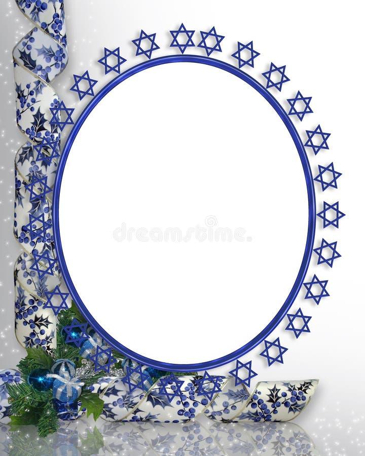 Download Jewish Star Frame Royalty Free Stock Image - Image: 4049386