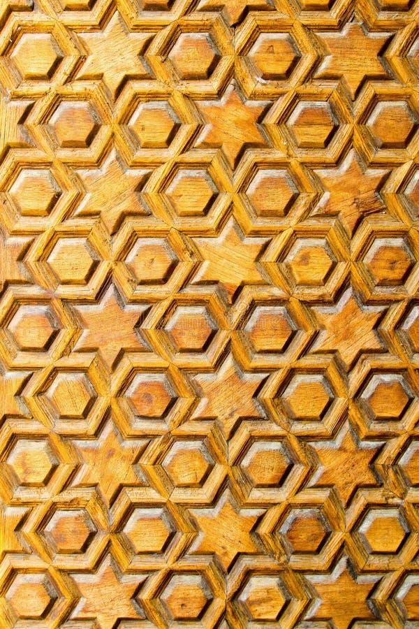 Free Jewish Star Pattern Royalty Free Stock Photography - 14630957