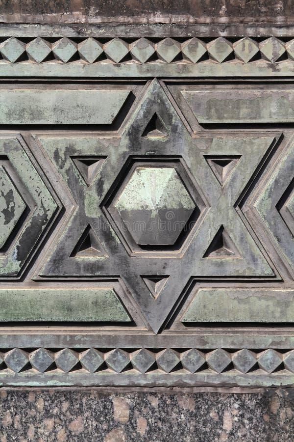 Download Jewish symbol stock photo. Image of memorial, background - 23441494