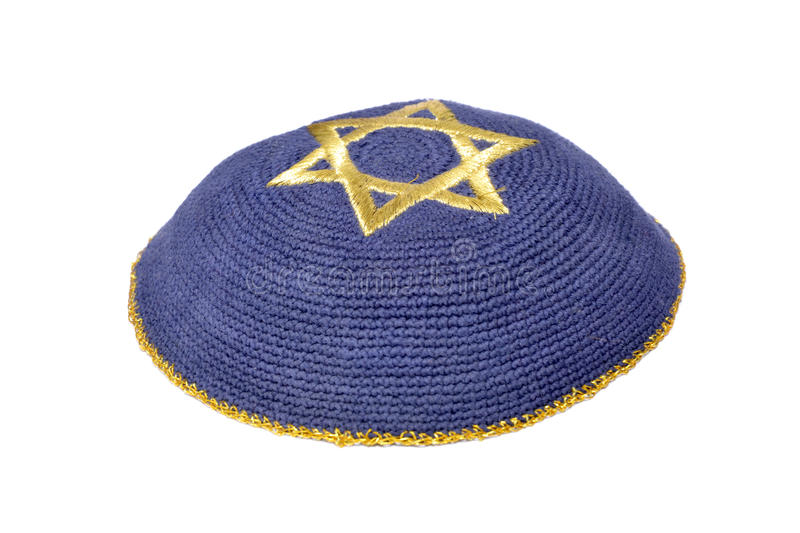 Download Jewish Yarmulke stock image. Image of religion, background - 23150293