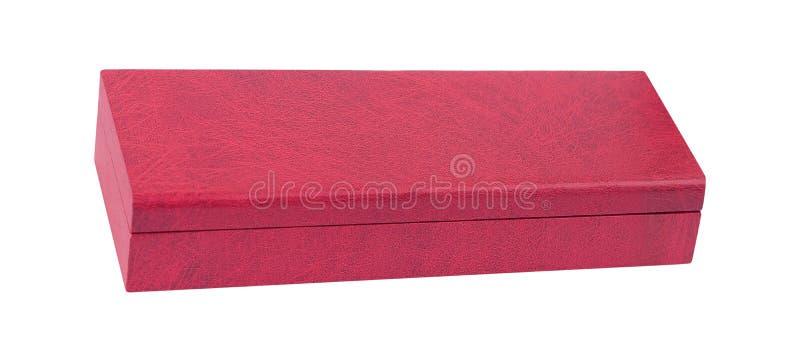 Jewlery pudełko odizolowywający obrazy royalty free