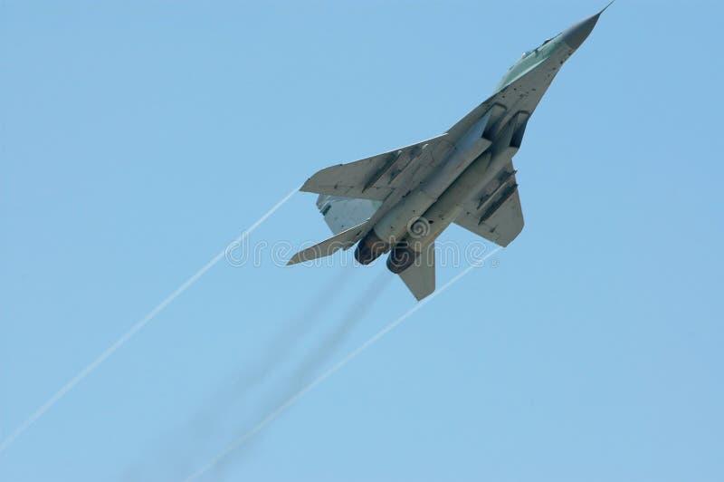 jey самолет-истребителя III стоковое изображение rf