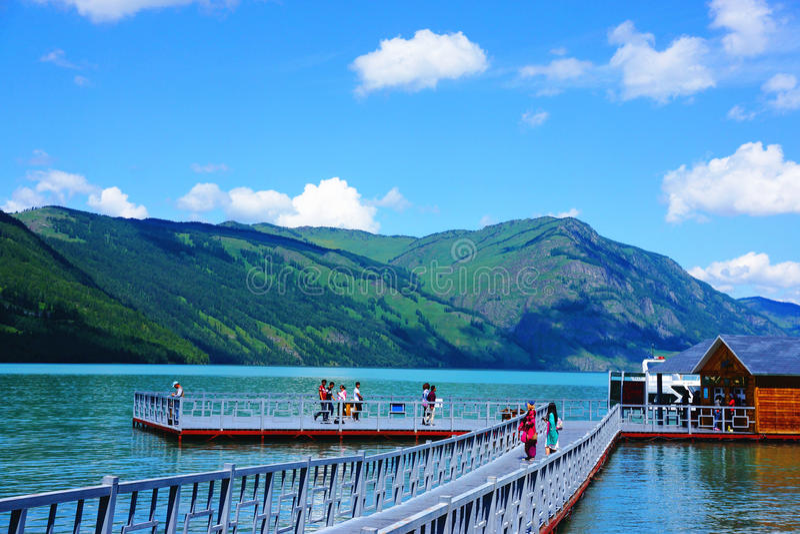jeziora obrazy stock