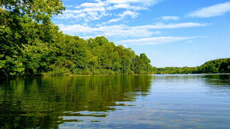jeziora zdjęcia stock