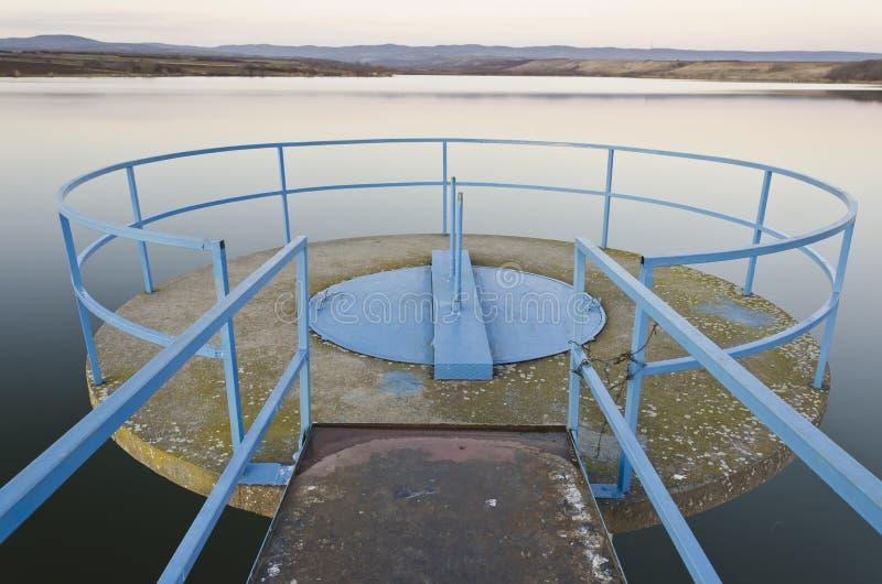 jeziora well obrazy stock