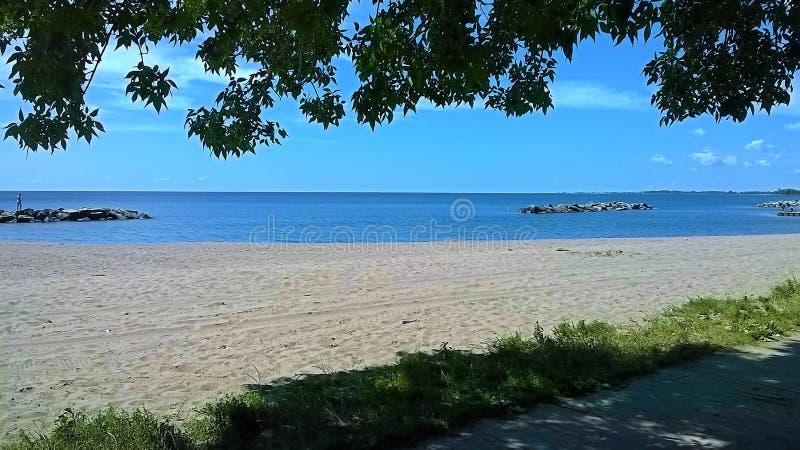 Jeziorni Ontario widoki fotografia royalty free