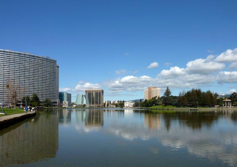 jeziorny California merrit Oakland obrazy royalty free