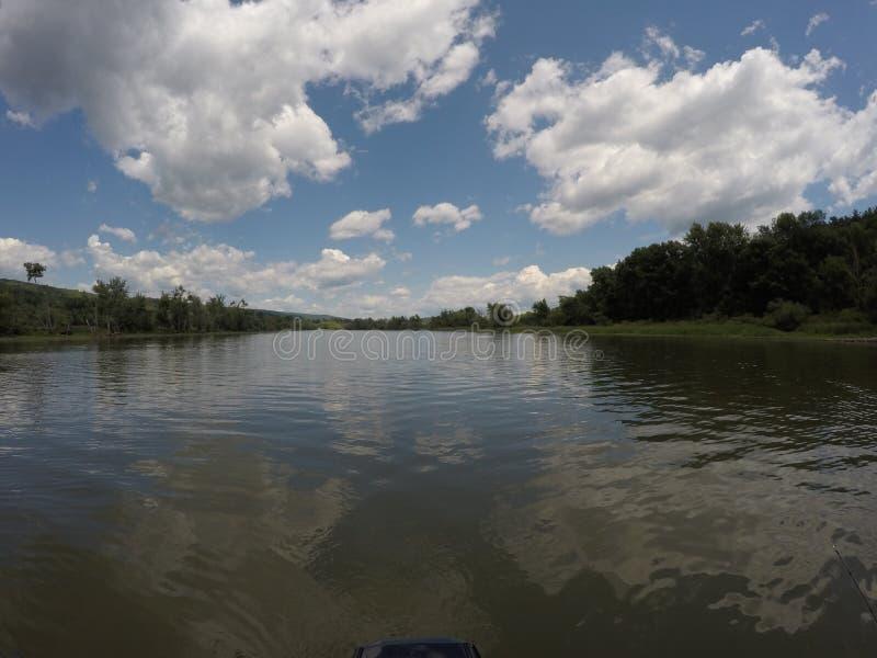 Jeziorny Champlain, Nowy Jork obrazy royalty free
