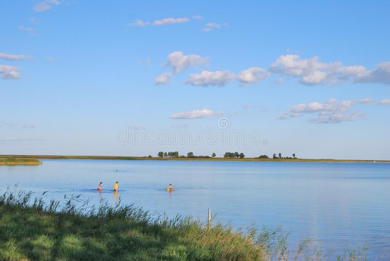 Jeziorny Chan zdjęcie stock