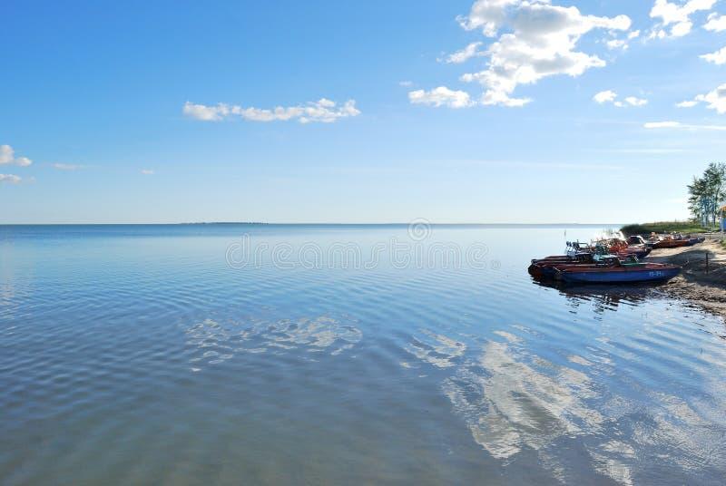 Jeziorny Chan obraz stock