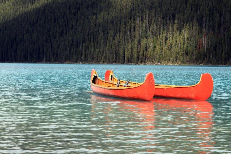 jeziorny Louise obrazy royalty free