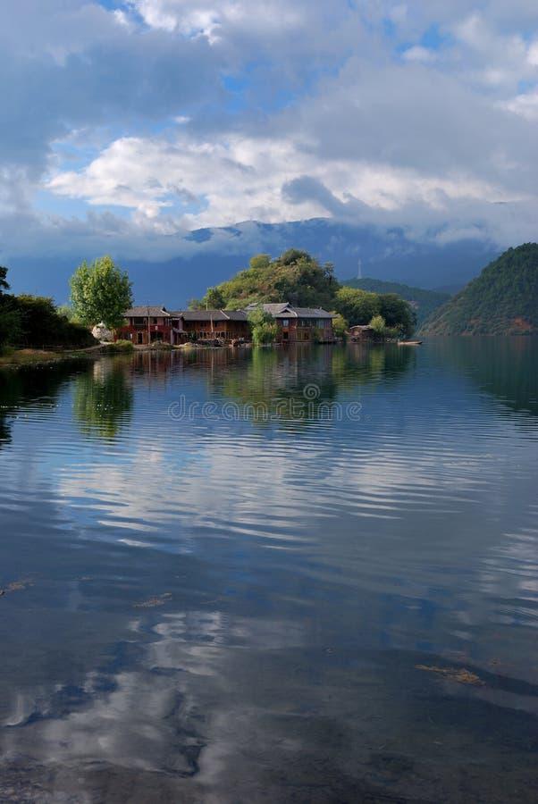 jeziorny lugu obrazy stock