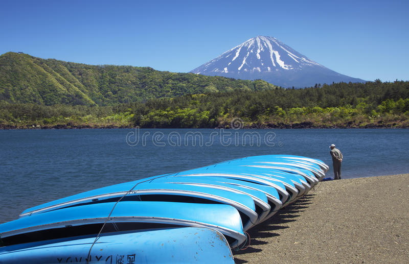 Jeziorny Shoji zdjęcie stock