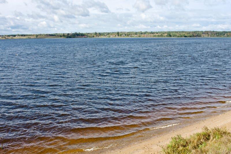Jeziorny Sterzh obrazy stock