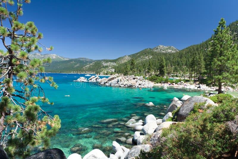 jeziorny tahoe obrazy stock