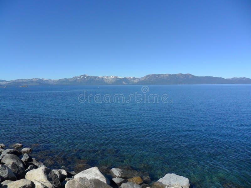 Jeziorny Tahoe 1 zdjęcie stock