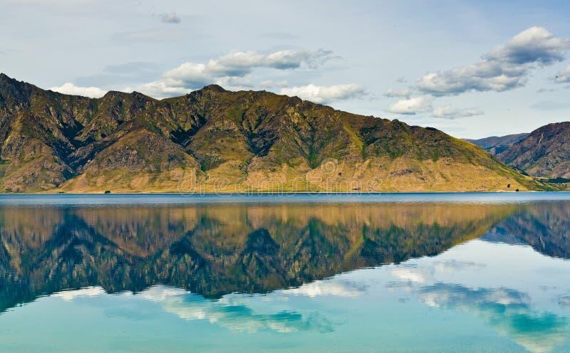 Jeziorny Tekapo obrazy stock