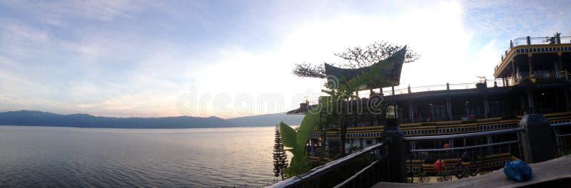 jeziorny Toba zdjęcie stock