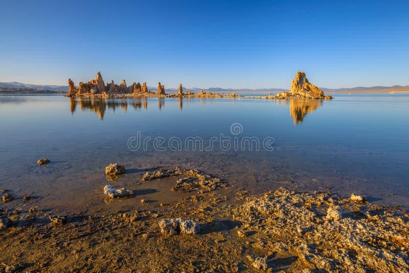 jezioro California jezioro obrazy royalty free
