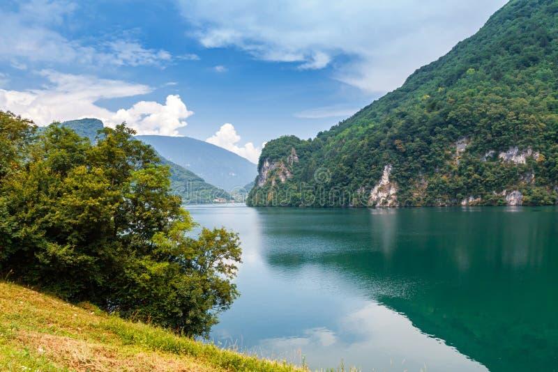 Jezioro Corlo zdjęcie stock