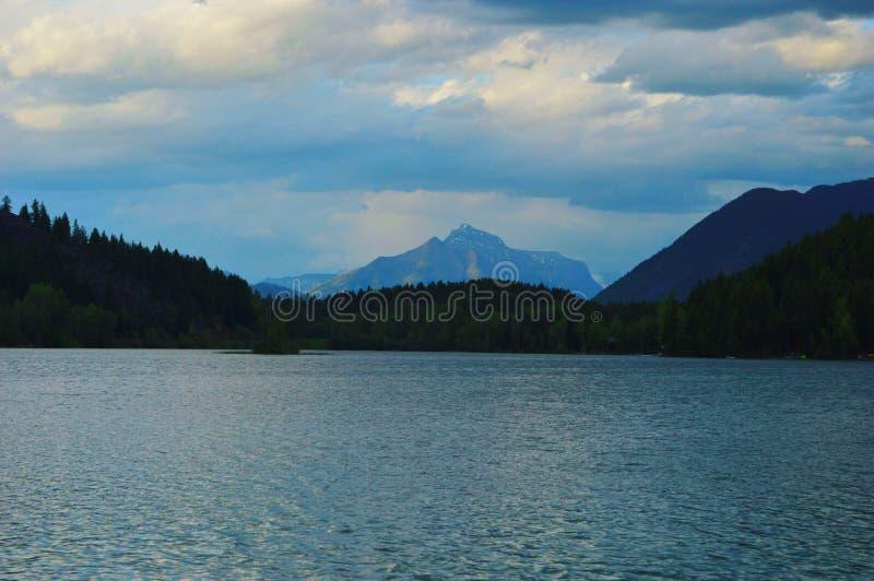 Jezioro Pięć obrazy stock