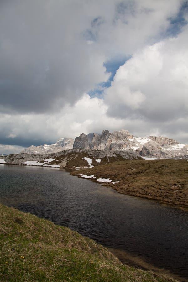 Jezioro plany obrazy stock