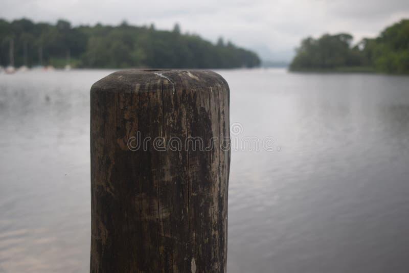 Jezioro w jeziornym distrit zdjęcie royalty free