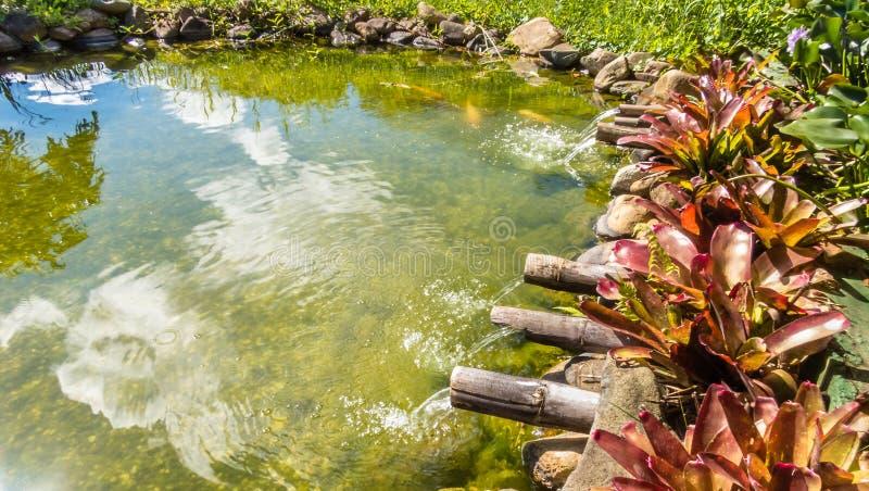 Jezioro w Jurere zawody międzynarodowi zdjęcia stock