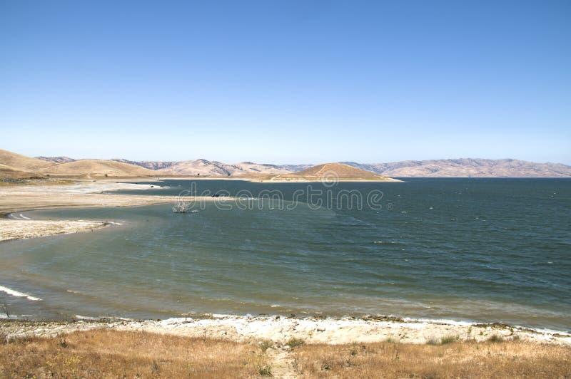 Jezioro w sierra Nevada zdjęcia royalty free