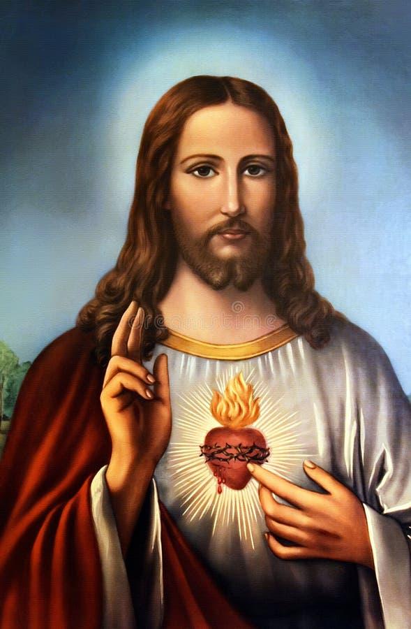 Jezus Chrystus zdjęcie royalty free