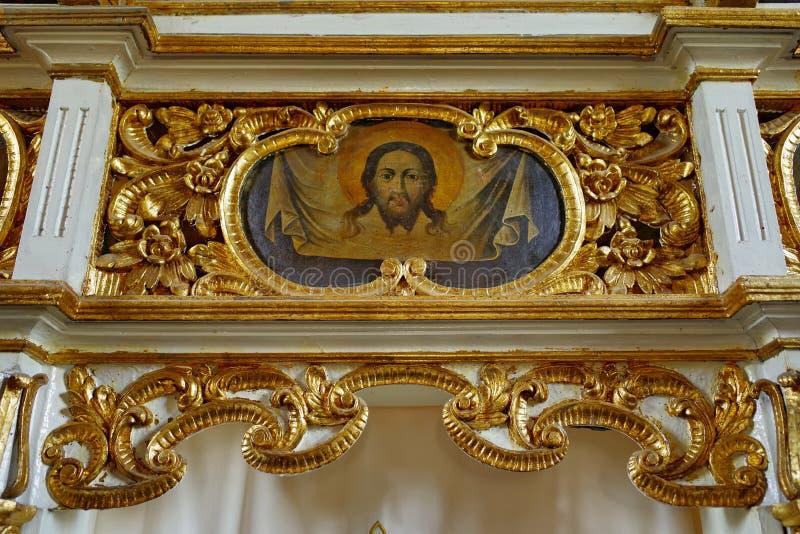 Jezus Chrystus obraz royalty free